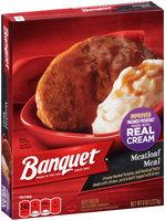 Banquet® Meatloaf Meal 8 oz. Box