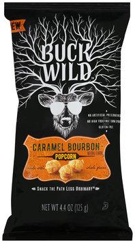 Buck Wild™ Caramel Bourbon Popcorn 4.4 oz. Bag