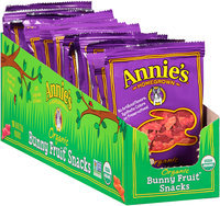Annie's Homegrown® Berry Patch Organic Bunny Fruit™ Snacks