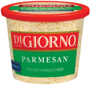 DiGiorno Parmesan Shredded Cheese 10 Oz Plastic Tub