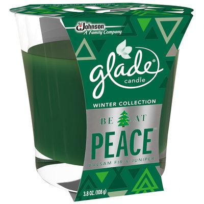Glade® Be At Peace™ Air Freshener Candle 3.8 oz. Jar