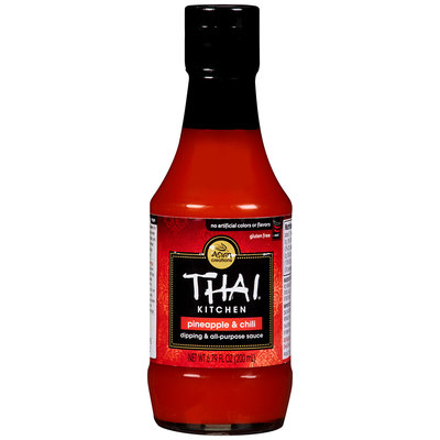 Thai Kitchen® Pineapple & Chili Dipping & All-Purpose Sauce 6.79 oz. Bottle