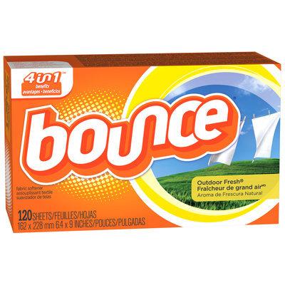 Bounce Outdoor Fresh Fabric Softener Sheets 120 ct Box