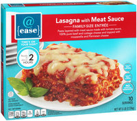@ease® Lasagna with Meat Sauce 5 lb. Box