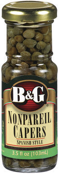 B&G Nonpareil Spanish Style Capers 3.5 Oz Jar