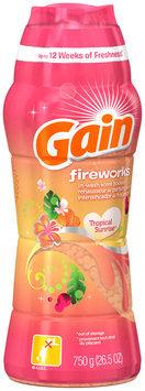 Gain Fireworks Tropical Sunrise Scent Beads 26.5 Oz