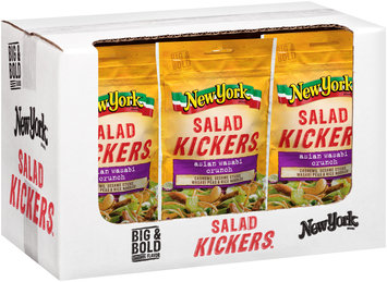 New York® Asian Wasabi Crunch Salad Kickers™ 3 oz. Bag
