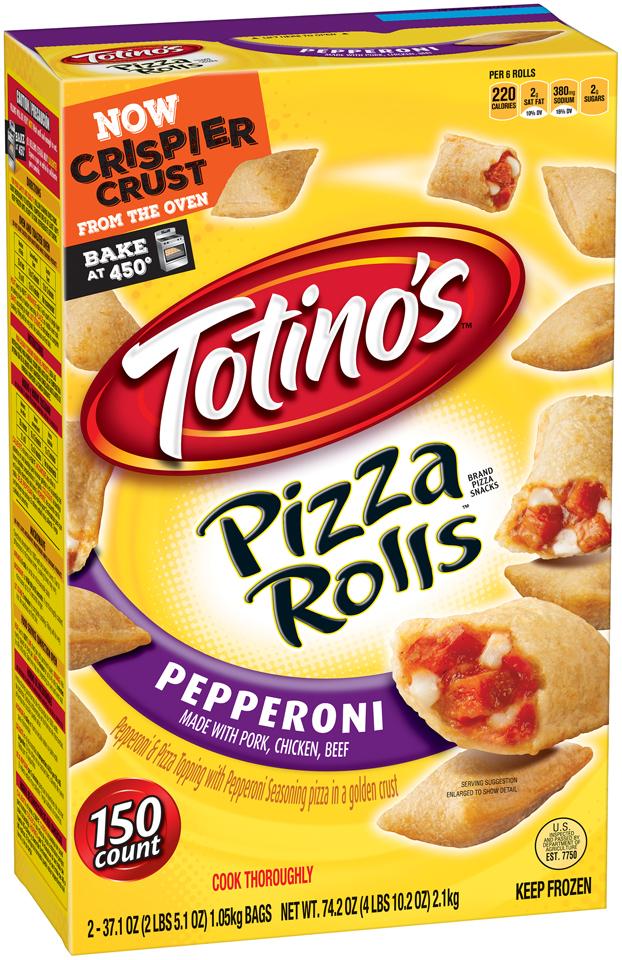 Totino's® Pepperoni Pizza Rolls™