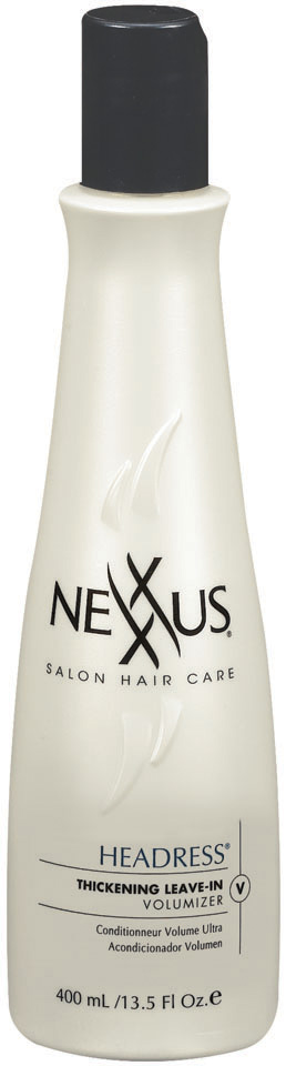 Nexxus Leave-In Volumizer Thickening Headress 13.5 Fl Oz Plastic Bottle