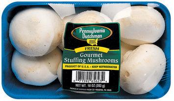 Pennsylvania Dutchman Fresh Gourmet Stuffing Mushrooms 10 Oz Tray