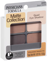Matte Collection Quad Eye Shadow Canyon Classics 0.22 oz.