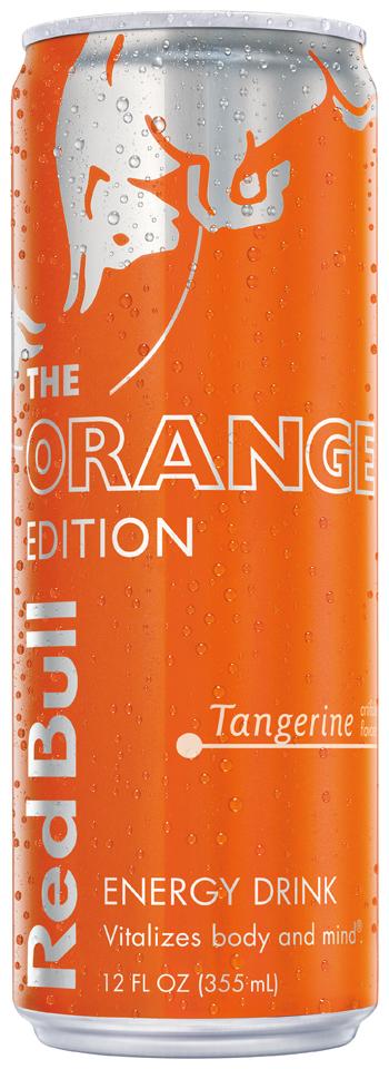 Red Bull® Orange Edition Energy Drink