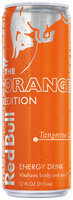 Red Bull® Orange Edition Energy Drink