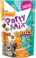 Friskies® Party Mix Remix Cheezy Luau Cat Treats