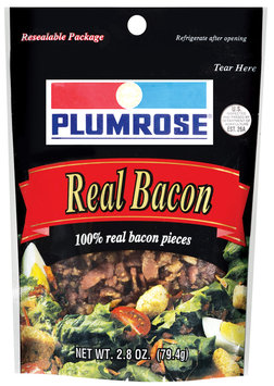 Plumrose Real Bacon Pieces