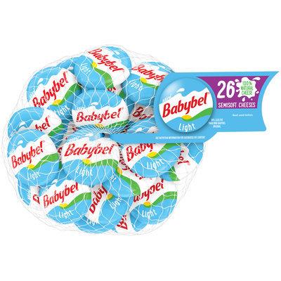 Mini Babybel® Light Semisoft Cheese