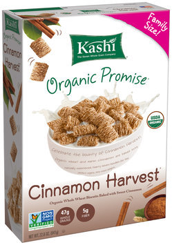 Kashi® Organic Promise® Cinnamon Harvest® Cereal 22.8 oz. Box