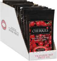 Traverse Bay Fruit Co.® Dried Tart Montmorency Cherries 3 oz. Bag
