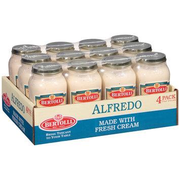 Bertolli® Alfredo Sauce 4-15 oz. Jars