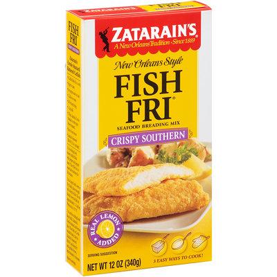 Zatarain's® Fish-Fri® Crispy Southern Seafood Breading Mix