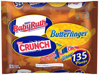 Nestlé Assorted Fun Size 68.1 oz. Bag