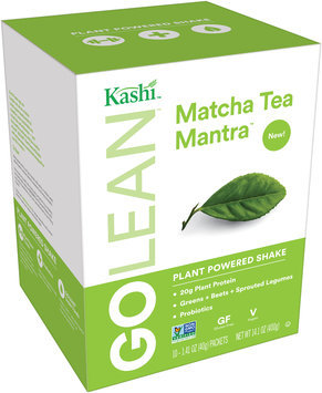 Kashi™ GOLEAN™ Matcha Tea Mantra™ Plant Powered Shake