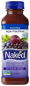 Naked® Juice Acai Machine Juice Smoothie 15.2 fl. oz. Bottle