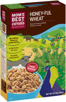 Mom's Best® Honey-Ful Wheat® Cereal 13.5 oz. Box