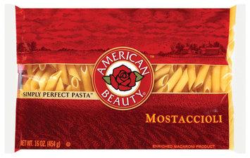American Beauty  Mostaccioli 16 Oz Bag
