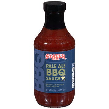 Stater Bros.® Pale Ale BBQ Sauce 20 oz. Bottle