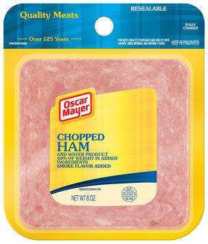 Oscar Mayer Chopped Ham Cold Cuts 8 oz. Pack
