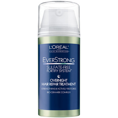 Everstrong Sulfate-Free Fortify System Overnight Treatment 3.4 Oz Can