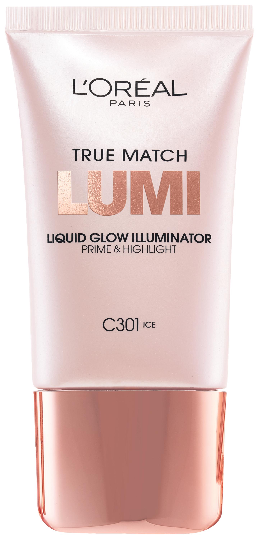 L'Oréal® Paris True Match Lumi Liquid Glow Illuminator C301 Ice Tube