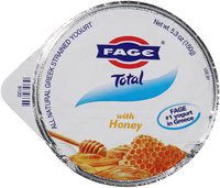 Fage® Total Greek Strained Yogurt with Honey 5.3 oz. Cup
