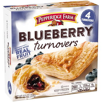 Pepperidge Farm® Blueberry Turnovers 12.5 oz. Box