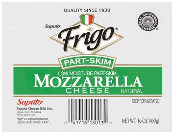 Frigo® Part-Skim Mozzarella Cheese 16 oz.