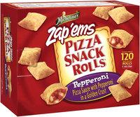 Michelina's Snack Rolls Pepperoni 3-40 Ct Bags Pizza Snack Rolls 60 Oz Box