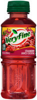 Veryfine® Cranberry Juice Cocktail 10 fl. oz. Bottle