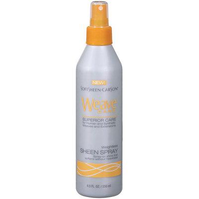 Weave Care Sheen Spray Superior Care 8.5 Oz Plastic Bottle