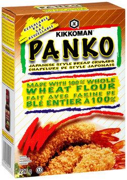 Kikkoman® Panko Whole Wheat Japanese Style Bread Crumbs 227g Box