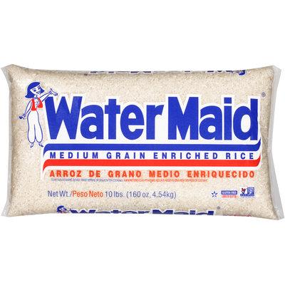 Water Maid® Enriched Medium Grain Rice 160 oz. Bag