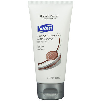 Suave® Body Lotion Cocoa Butter with Shea 2 fl. oz. Tube