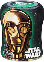 Trident White Star Wars™ Spearmint Sugar Free Gum