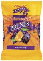 Schnucks Pitted Prunes 10 Oz Bag