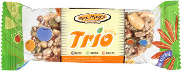 Mrs. May's®Naturals Trio Tropical Snack Bar 1.2 oz. Wrapper