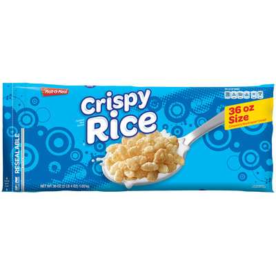 Malt-O-Meal® Crispy Rice Cereal 36 oz. ZIP-PAK®