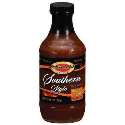 Schnucks Southern Style BBQ Sauce 18 Oz Jar