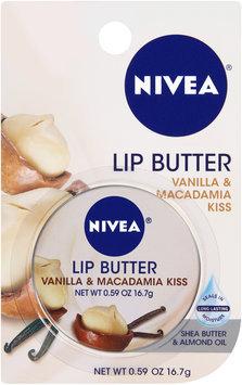 NIVEA Vanilla & Macadamia Kiss Lip Butter