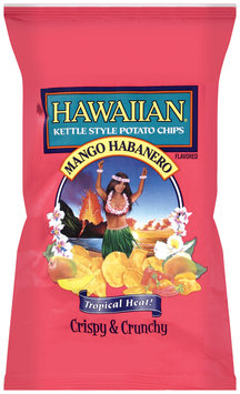Hawaiian® Mango Habanero Kettle Style Potato Chips
