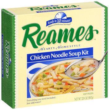 Reames® Chicken Noodle Soup Kit 20 oz. Box